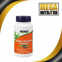 NOW Food Super Cortisol Support 90 Veg Capsule | Stress Control Healthy Cortisol