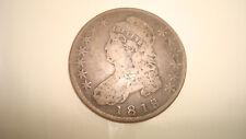 1818/7 Capped Bust Half 50C - You Grade It (#VxT6)