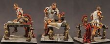 Tin toy soldiers ELITE painted 54 mm  Roman commander