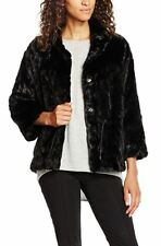 Trussardi Jeans women's faux-fur cape size 44 (UK12)
