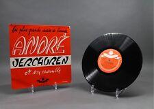 disque vinyle 33 tours André Verchuren - les plus grands succès de l'année fld45