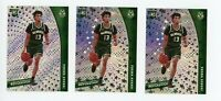 2020-21 Panini Revolution Jordan Nwora Rookie RC LOT SP Milwaukee Bucks 📈📈