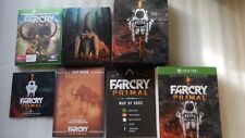 Far Cry Primal Collector's Edition with Steelbook XBOX ONE Microsoft Xbox One