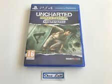 Uncharted Drake�€™s Fortune - Remastered - Sony PlayStation PS4 - PAL FR - Neuf