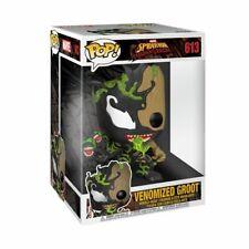 Funko Pop! Movies: Spider-Man: Maximum Venom - Venomized Groot (10 inch) Vinyl Figure