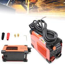 Mini Electric Welder Handheld ARC Welding Machine DC Inverter 220V 20-250A USA