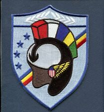 "CAG-19 CARRIER AIR WING CVW-19 US NAVY Carrier Ship Squadron 6"" Jacket Patch"