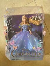 2014 Mattel Disney Barbie Cinderella Royal Ball Doll