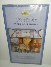 New ListingDisney Mary Poppins 17 Cherry Tree Lane Paper Doll House With Characters- Sealed