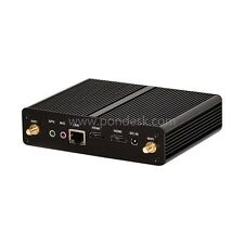 Intel Quad Core J1900 2GHz Fanless RJ45 LAN WiFi HDMI Mini PC Network Firewall
