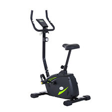Exercise Bike Upright Magnetic Stationary Bicycle Cycling Indoor Cardio Fitness