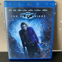 The Dark Knight (Blu-ray Disc, 2008, 2-Disc Set) W/ Special Features Disc