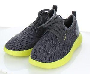 52-52 NEW $150 Men's Sz 10 M Cole Haan Grandsport Journey Knit Sneakers