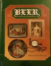 VINTAGE BEER ADVERTISING MEMORABILIA VALUE GUIDE COLLECTOR'S BOOK