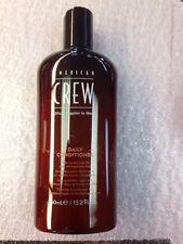 American Crew Daily Conditioner  Soft Manageable Hair 15.2 oz Detangles Moisturi