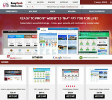 Turnkey Websites Selling Business Script, 100% Autopilot, Full Customization