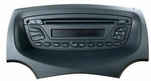 Ford KA MK2 B420 CD Player Radio + 4 Digit Code & Cancheck Clear Quality Part