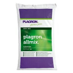 Plagron All Mix 50 Litre Fertilized Substrate Growing Media Hydroponics Organic