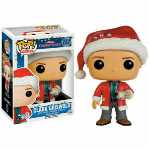 FUNKO POP VINYL NATIONAL LAMPOONS CHRISTMAS VACATION CLARK GRISWOLD #242