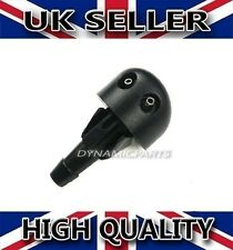 RENAULT CLIO MK2 FRONT WINDSCREEN WASHER NOZZLE WATER SPRAY JET
