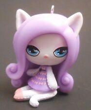CUSTOM Ornament Made From Monster High Minis Sleepover Ghouls Catrine DeMew Cat