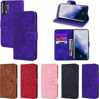 Magnetic Flip Leather Wallet Card Stand Case For Samsung Galaxy Note 10+/S9/S10+