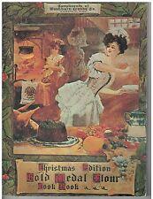 1970 Facsimile Edtion of the 1904 Gold Medal Flour Christmas Cookbook