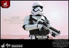 Hot Toys Star Wars 7 The Force Awakens First Order Stormtrooper Jakku Exclusive