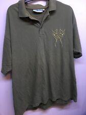 Mens Shimano Green Fishing T Shirt Size XL Carp Fishing Gifts Fishing Clothing
