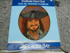 Hand Painted Toilet Seat Pirate