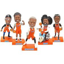 Uncle Drew Movie Bobblehead Set of 5 Preacher Big Fella Lights Boots Kyrie Shaq