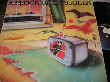 A Flock Of Seagulls – A Flock Of Seagulls LP GREEK EDITION