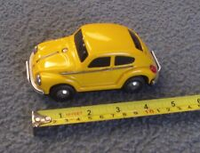 Vintage Tin Friction Car VW Volkswagen Beetle (Voiture) MF-146