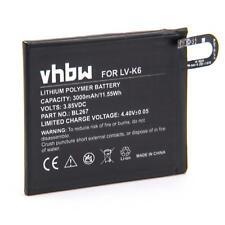 Bateria 3000mAh Li-Po para LENOVO Vibe K6, BL267