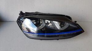 5G2941034C VW Volkswagen Golf MK7 GTE UK RHD Headlamp Headlight Xenon LED right