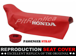 HONDA XR650L XR650 L 2009 - 2018 SADDLE SEAT COVER [HSORP]