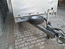 Reserveradhalter für Böckmann Anhänger Ersatzradhalterung Ersatzrad Halter