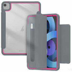 """For Apple iPad Air 4th Generation 10.9"""" 2020 Flip Screen Protector Case Cover"""