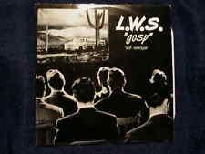 "L.W.S. - ""GOSP"" - '96 REMIXES - BRITISH 12"" VINYL"