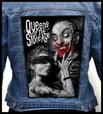 QUEENS OF THE STONE AGE - Vampire --- Giant Backpatch Back Patch
