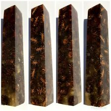 Alder Cones Epoxy Resin Casting Pen Blank For Turning Carving Wood