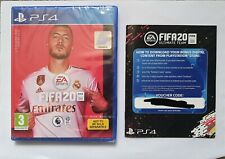 FIFA 20 (Sony PlayStation 4, 2019) With Ultimate Team Code Emailed Purchase