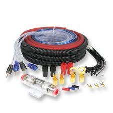 Impulse Iak-18 4 Gauge Amplifier Install Wiring Kit 4Ga Amp Install Cables 2200W