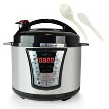 8 in 1 Electric Programmable Pressure Cooker & Steamer, Rice Cooker, Slow Cooker