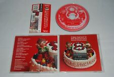 FINAL FANTASY XI 11 8th Anniversary CD Memories of Dusk and Dawn w/ spine card