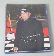 122816 Dave Hester Signed 16x20 Photo I Won't Be Outbid Leaf Coa Storage Wars
