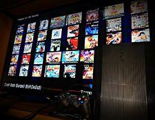 PS3 Super Slim 500 GB + Pad nuovo + 56 Giochi in memoria * Playstation 3 *