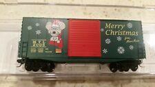 MTL Micro Trains Micro Mouse Holiday Car Bonus 2008 Box Car 10100070
