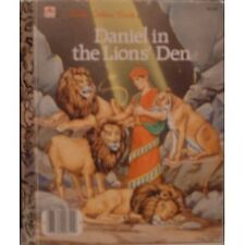 Daniel in the Lions Den (A Little Golden Book)