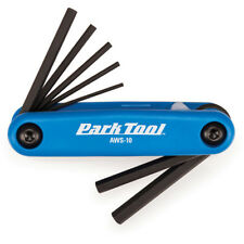 Park Tool aws10c-Abatibles Hex Wrench Set: 1,5 a 6 mm